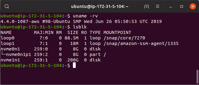 Resolving Large NVMe Performance Degradation in the Ubuntu