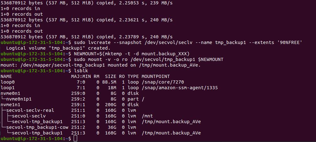 Resolving Large NVMe Performance Degradation in the Ubuntu
